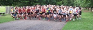 Dunham Massey 5K Start