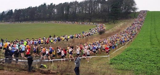 National Cross Country Championships at Donnington