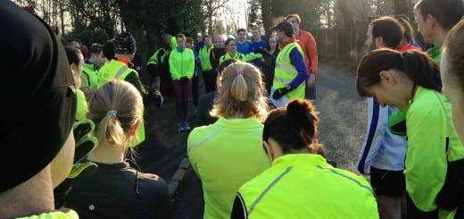 High Legh 10K - Run The Route