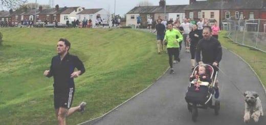 Warrington Park Run