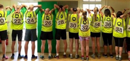 Parkrun pacers